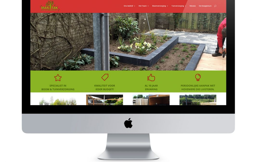 Restyling Website Max Tak