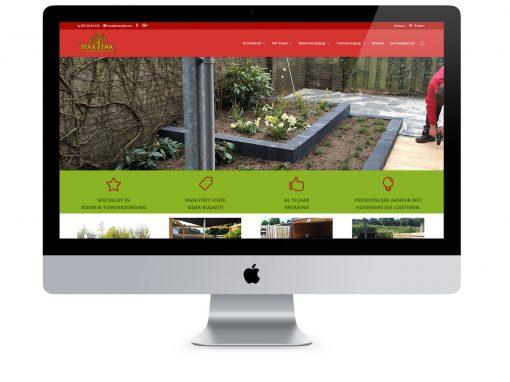 Restyling Website Max Tak