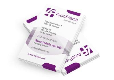 Huisstijl Actfact