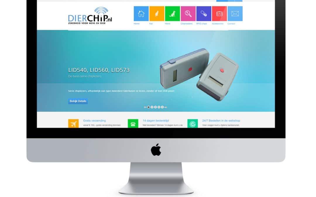 Webshop Dierchip.nl