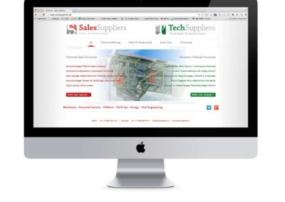 Website Salessuppliers & Techsuppliers